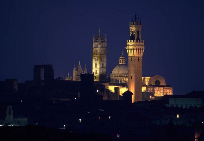 Siena settima nella Top Urban destinations