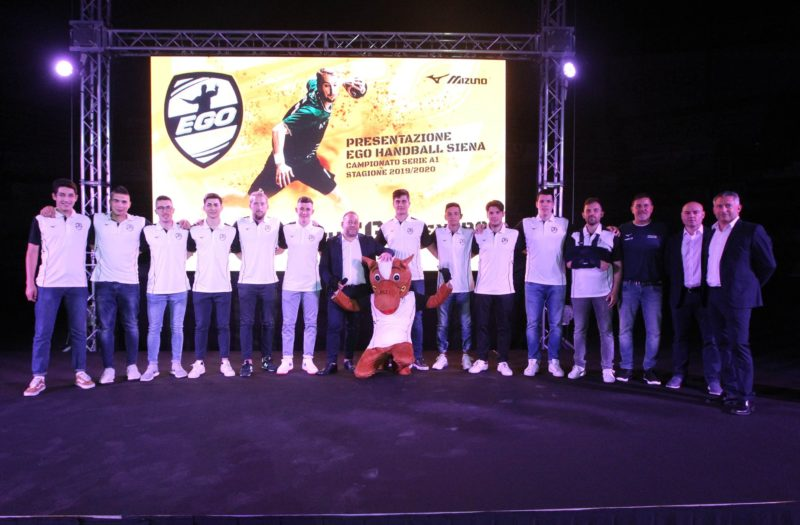 La Ego Handball Siena si presenta col botto