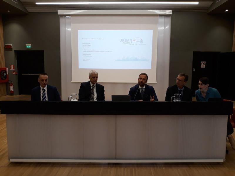 Tariffa puntuale, Sei Toscana è la prima azienda italiana ad entrare in Urban Agenda dell'UE