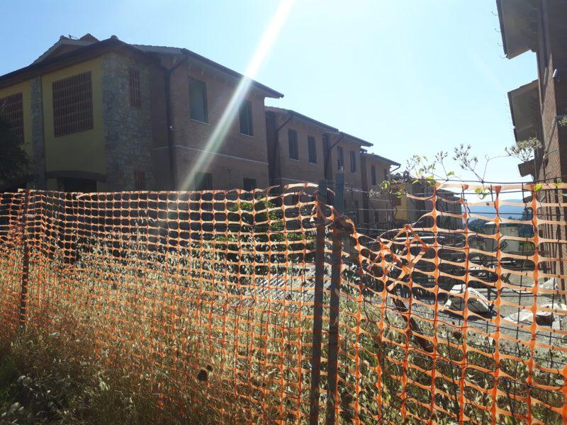 Oggi scatta il dissequestro delle case di Montarioso