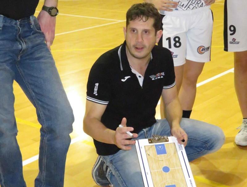 Costone femminile, confermato coach Fattorini