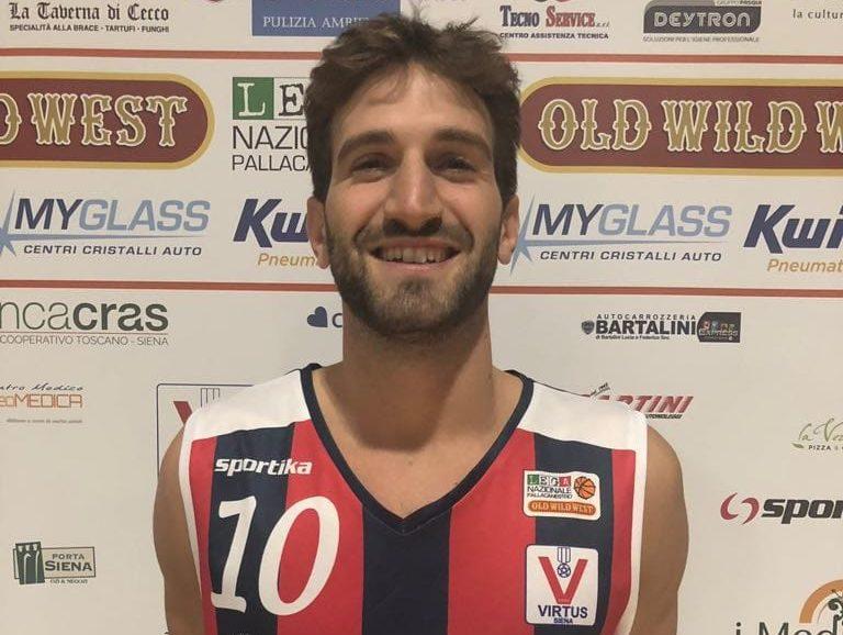 Virtus, confermati i senior: Bianchi, Olleia, Nepi e Imbrò di nuovo in rossoblu