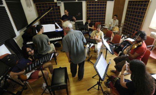 Jazz, Seminari, Musik