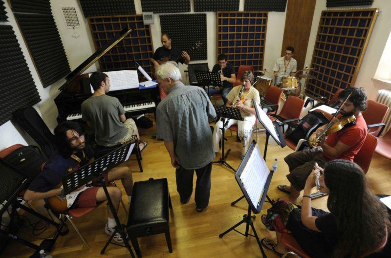 Musica in contrada con le jam session degli allievi e docenti di Siena Jazz