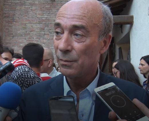 """Il capitano della Giraffa Casini: """"Tittia favoloso, ci ha creduto fino all'ultimo metro"""""""