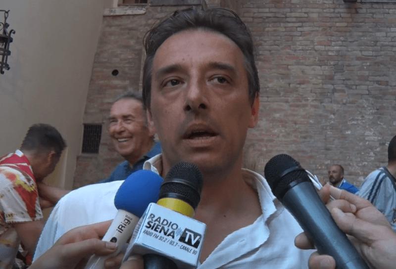 """Il priore Lombardini: """"Una vittoria dedicata a tutti i giraffini"""""""