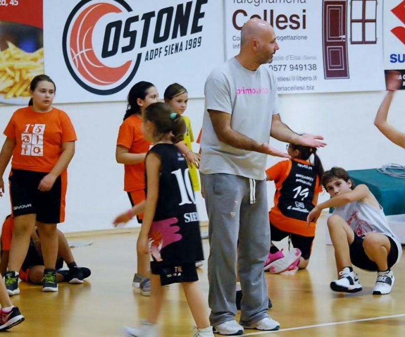 Basket femminile giovanile: nasce Siena Basket Rosa