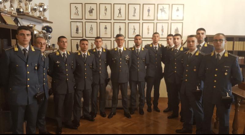 Dodici finanzieri in più a Siena per il periodo estivo