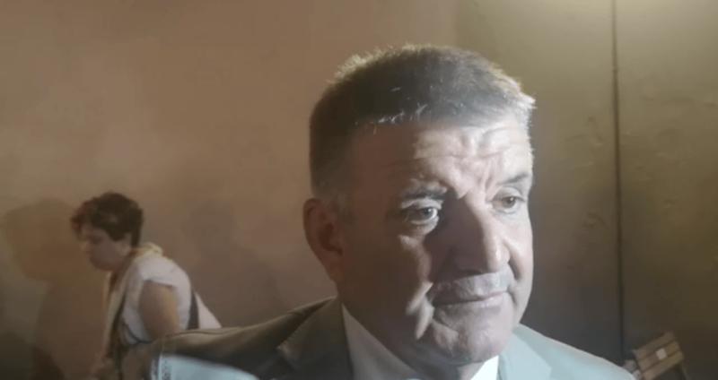 """Maggi (capitano Chiocciola): """"Cavalla esaurita dentro i canapi. Mossa frettolosa"""""""