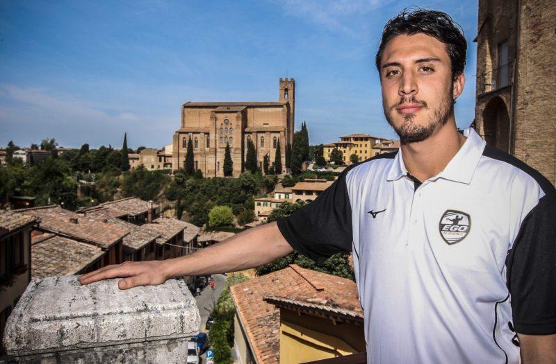 """Ego Handball Siena, Martin Amato: """"Voglio dare tutto"""""""