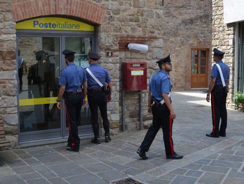 La truffa del bancomat arriva a Siena. La vittima è una donna di 75 anni di San Casciano dei Bagni