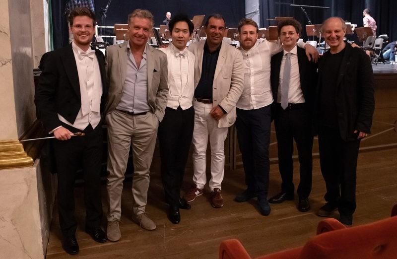 Chigiana, domenica ai Rinnovati il Secondo concerto degli allievi del Corso di Alto Perfezionamento in Direzione d'Orchestra