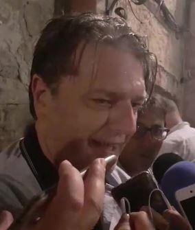 """Giorgi (capitano Selva): """"Remorex cavallo che combatte, ero fiducioso"""""""