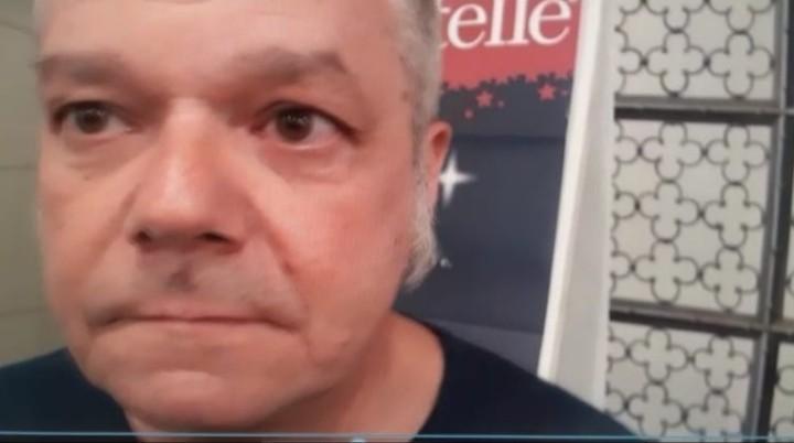 Licenze, Tirelli prima scappa dai microfoni di Siena Tv poi ci ripensa