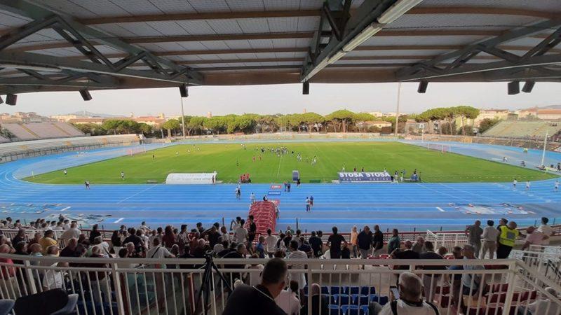 Pianese, prima storica vittoria in C: piegato l'Arezzo 1-0