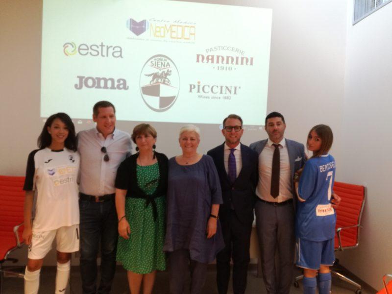 Neo Medica è il Main Sponsor della Robur Siena