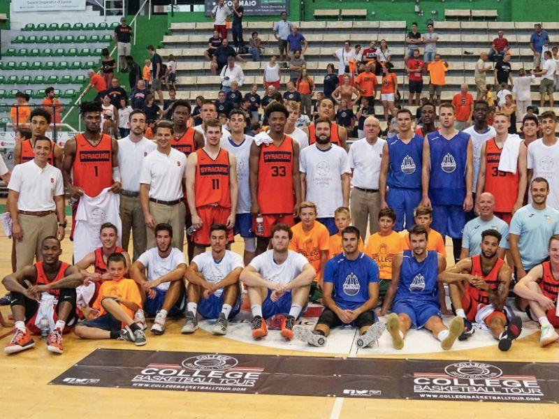 College Basketball Tour, domani il match tra Washington e il Siena Summer Tour