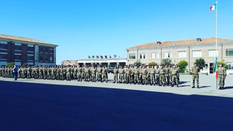 Siena celebra i paracadutisti della Folgore