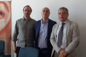 Conf stampa Mercato Zelli, Bernardini, Tirelli