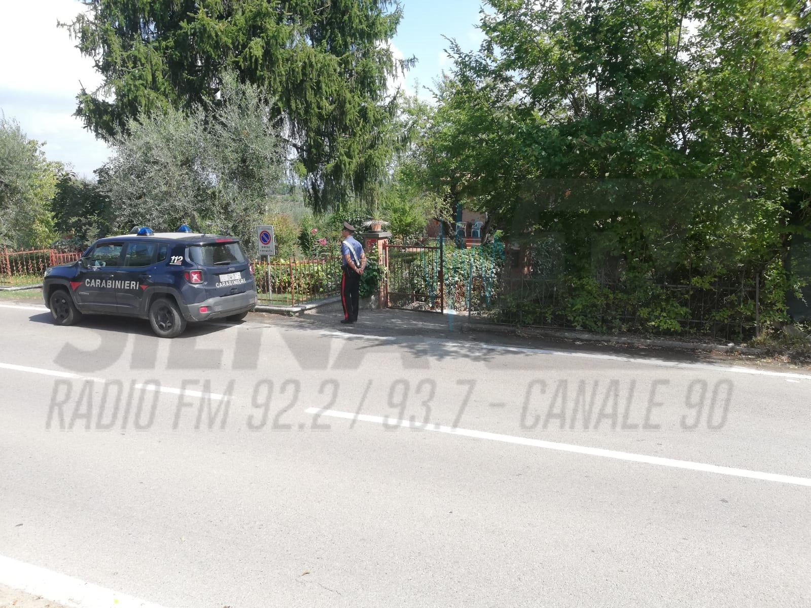 Omicidio Cetona, convalidato l'arresto di Del Ticco
