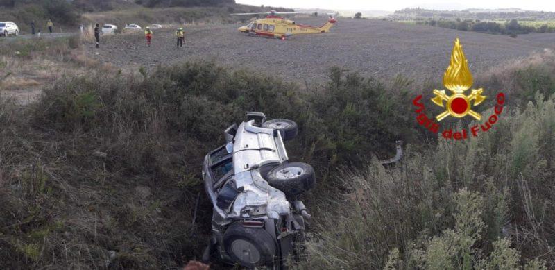 Tragedia sulla Sp40: muore 24enne, un ventenne è grave alle Scotte