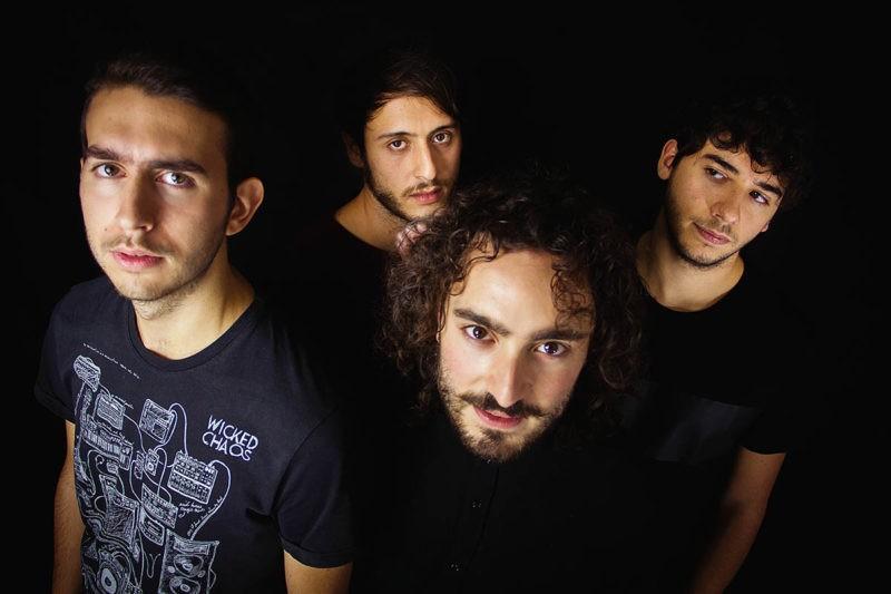 Da Siena al Regno Unito: la band senese Red Light Skyscraper in tournée in UK