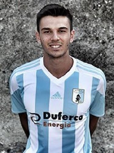 Robur, Riccardo Baroni è un nuovo giocatore bianconero