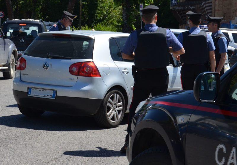 Montepulciano: non rispetta obbligo domiciliari, arrestato 34enne