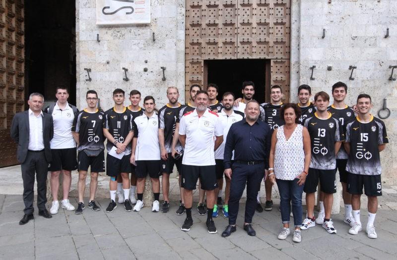 """Ego Handball, domani la prima partita della stagione. Fusina: """"Vogliamo iniziare il campionato con il piede giusto"""""""