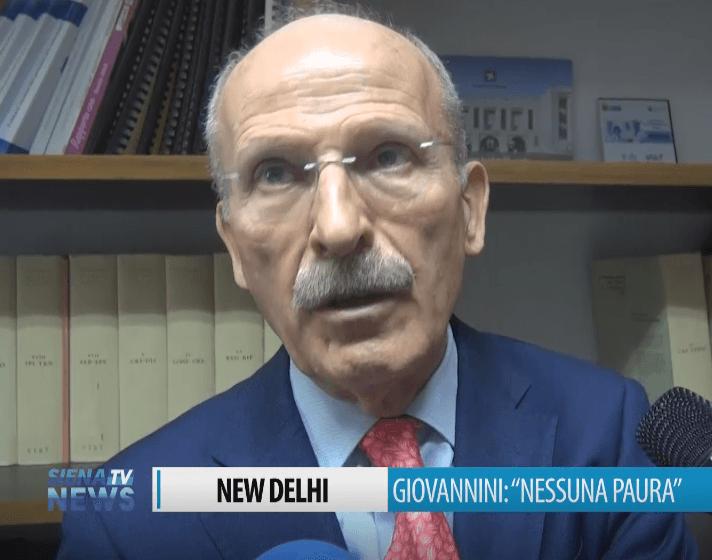"""Giovannini: """"Batterio New Delhi? Basta adottare le norme igieniche. Più facile contrarlo in autogrill"""""""