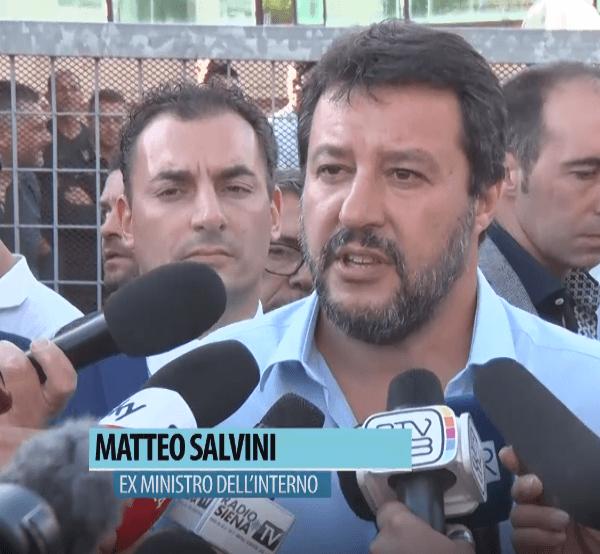"""Salvini: """"Dal Dap impegno ad allontanare 16 detenuti pericolosi da Ranza"""""""