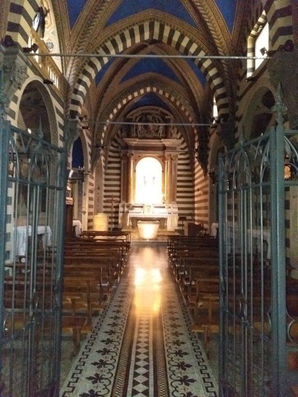 Giornate FAI d'Autunno a Siena: viaggio alla scoperta del convento di San Girolamo