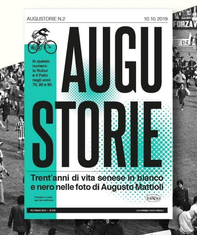 """""""Augustorie"""", domani il secondo numero. Su RadioSiena Tv parte """"ti racconto una foto alla radio"""""""