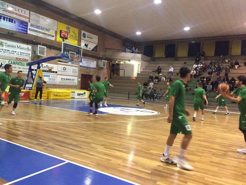 Mens Sana espugna Castelfiorentino 41-71