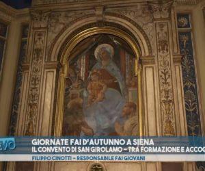 Giornata Fai d'Autunno a Siena – Il convento di San Girolamo, tra formazione e accoglienza