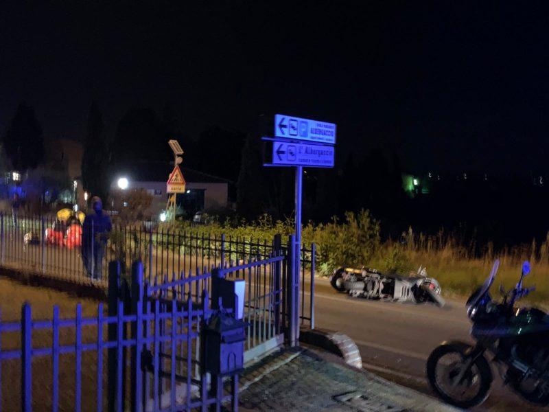 Tragico incidente stradale alla Coroncina: muore un 60enne a bordo di uno scooter