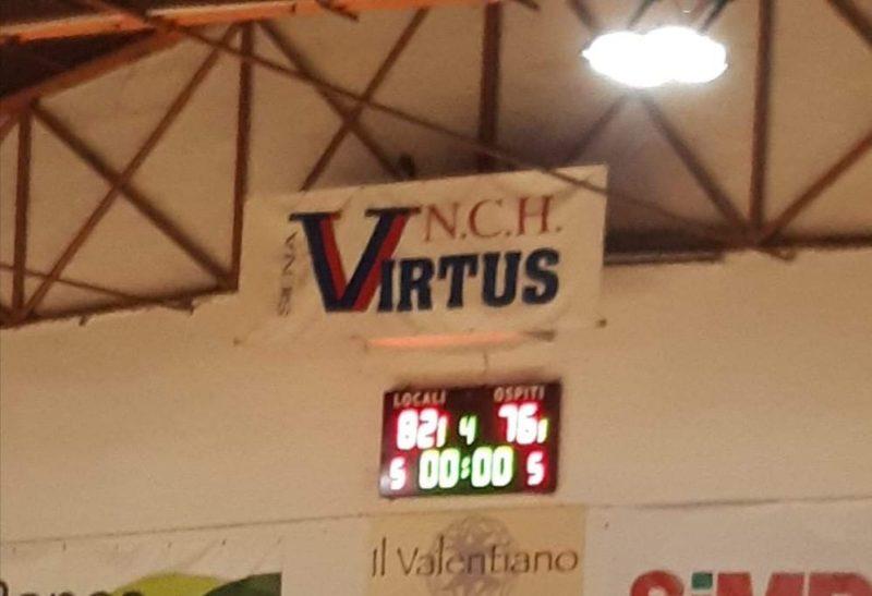 Virtus Siena, vittoria su Castelfiorentino e primo posto in solitaria