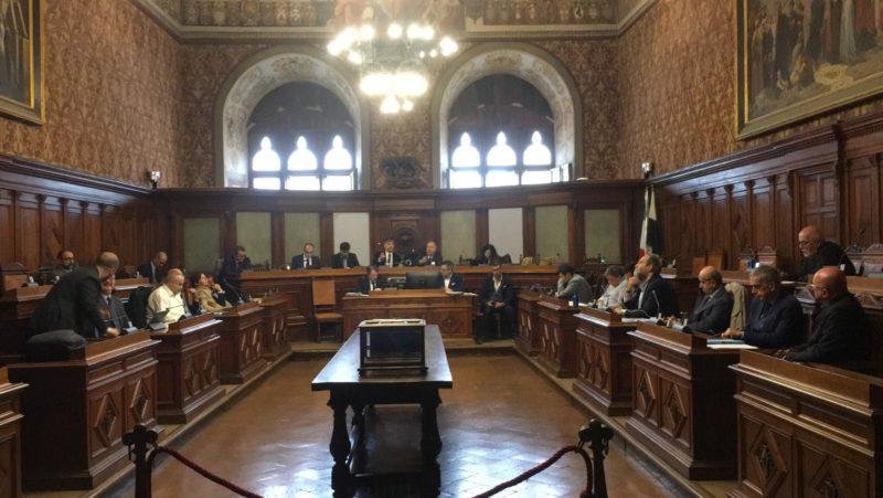 Consiglio comunale: L'interrogazione sulle misure di tutela per il Coronavirus