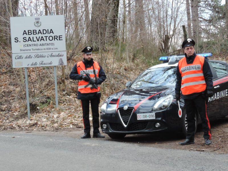 Senese guida senza patente: fermato dai carabinieri, è la 33esima denuncia