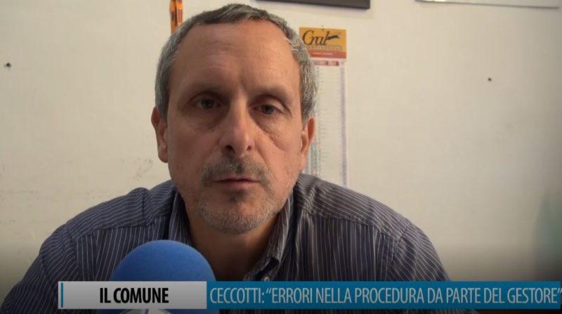 """Esumazione senza avvertire la famiglia, Ceccotti (ufficio tecnico Comune): """"Errore del gestore nella procedura"""""""