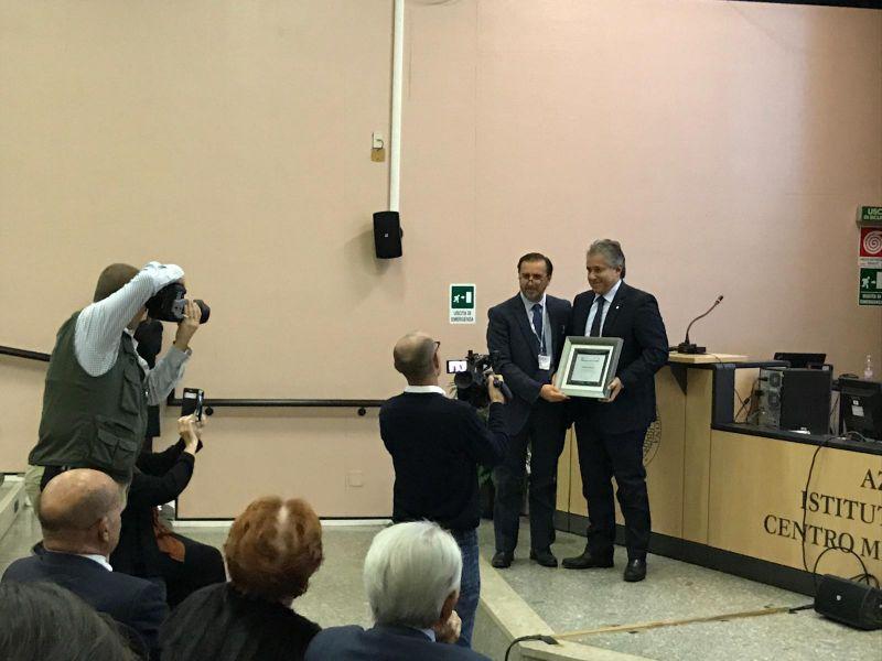 Prof. Antonio Giordano premiato in Italia e negli Usa per la sua attività di ricerca in campo oncologico