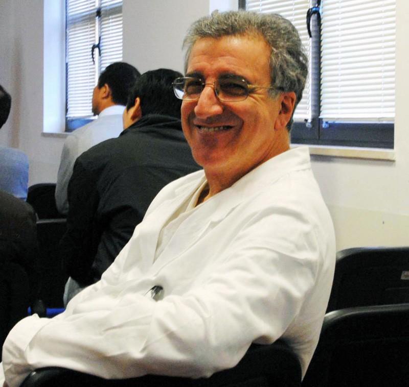 Il dottor Marcianò va in pensione e salute le Scotte