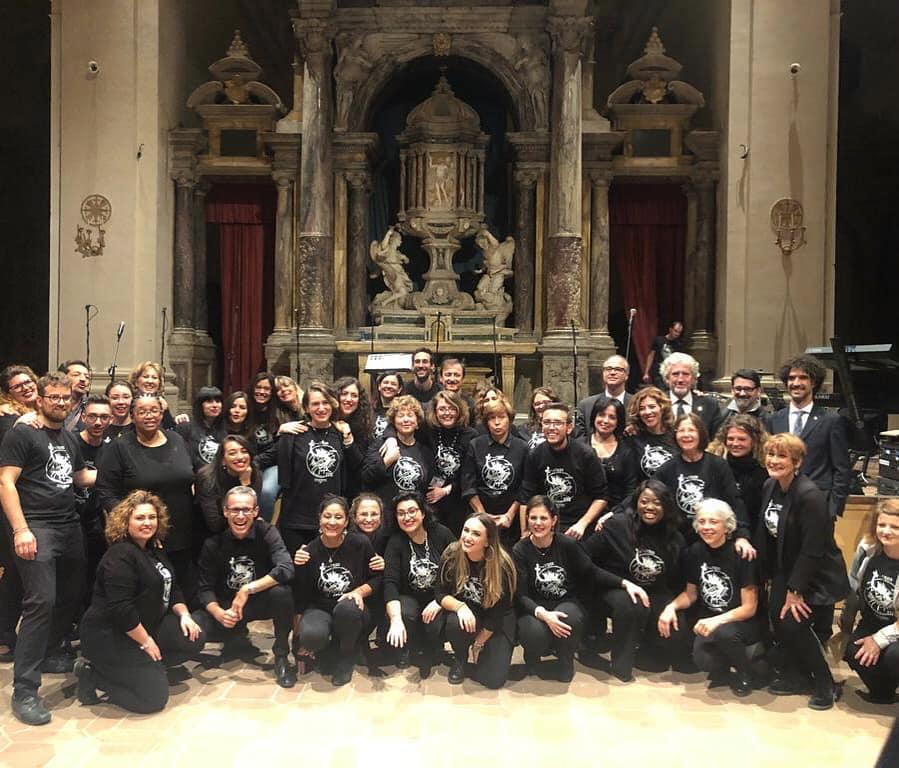 Siena Gospel Project, successo e grandi emozioni
