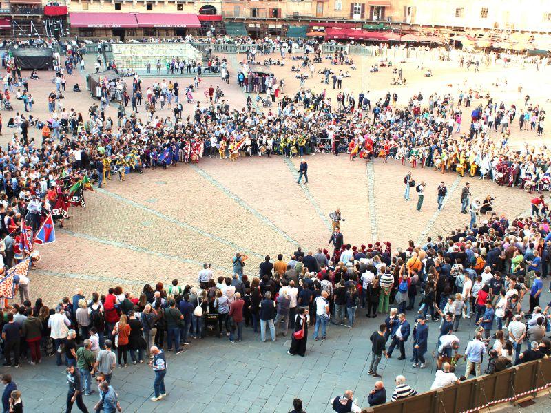 Sabato 12 la XLIV manifestazione dei Giovani Alfieri e Tamburini