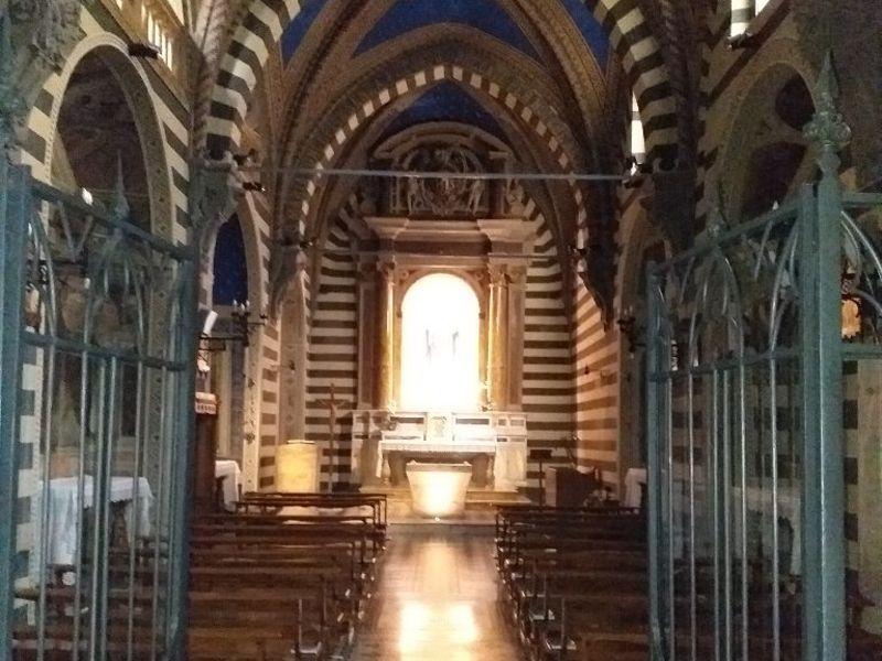 Alle 20 su Siena Tv lo speciale sulle Giornate FAI d'Autunno al convento di San Girolamo