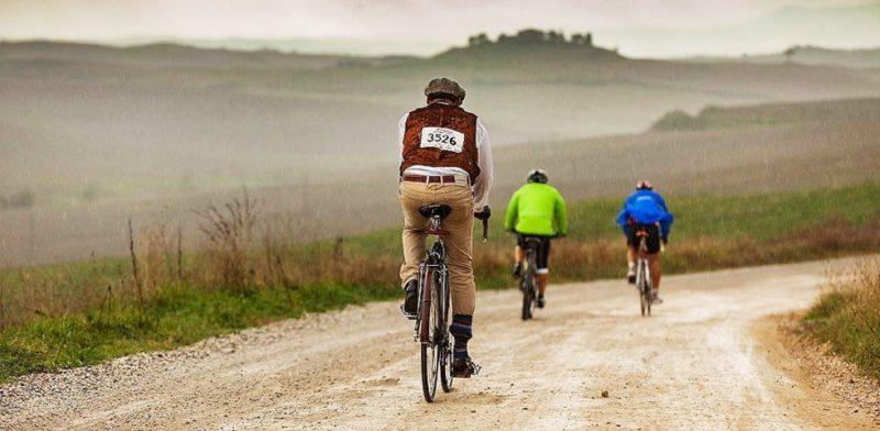 Eroica 2021: per la prima volta i ciclisti eroici in Piazza del Campo a Siena