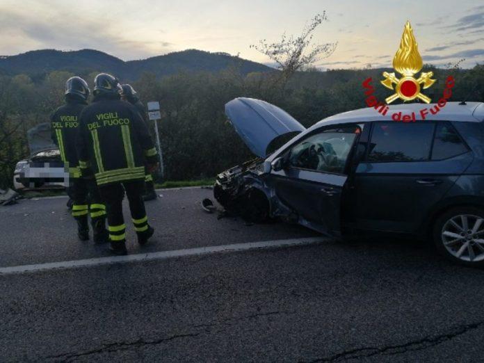 Incidente sulla Siena-Grosseto: 4 feriti