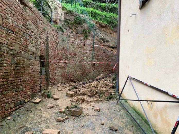 Maltempo a Siena, situazione verso la normalità. De Mossi ringrazia tecnici comunali e Municipale