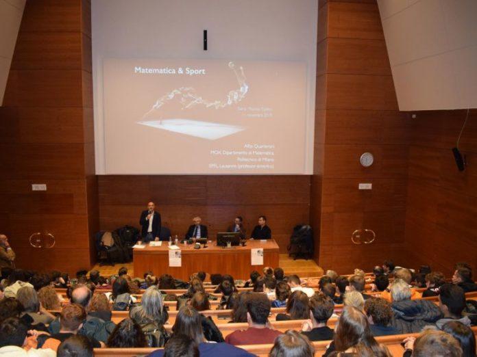 """""""Pianeta Galileo"""", all'Unisi matematici e informatici a confronto sul rapporto tra matematica e sport"""