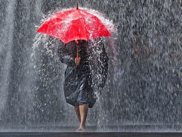 Pioggia, nubi e ancora pioggia: weekend dominato dal maltempo